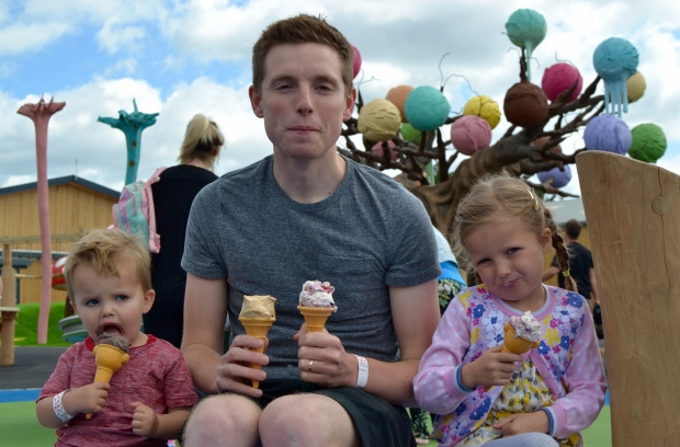 Cheshire Ice Cream Farm Cones